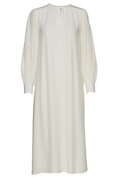 Poseloise Long Dress Maxikleid Partykleid Creme POSTYR(114163481)