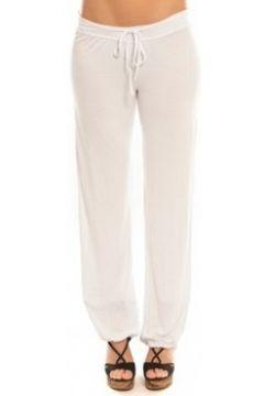 Pantalon By La Vitrine Sarouel Aladin Blanc(115665897)