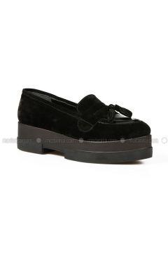 Black - Flat - Flat Shoes - ROVIGO(110316307)