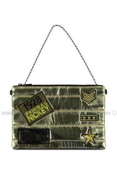Golden tone - Clutch Bags / Handbags - Marjin(110337996)