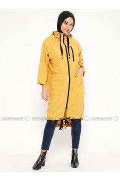 Yellow - Unlined - Topcoat - Laruj(110319709)