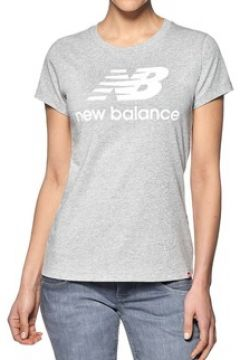 T-shirt New Balance Tee Shirt Esse ST Logo Tee WT91546(115433588)