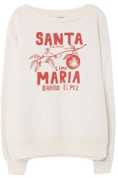 Sweatshirt Bear Santa Maria(113866441)