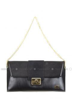 Black - Shoulder Bags - Silver Polo(110324448)