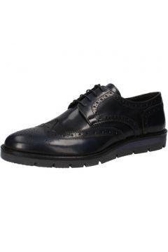 Chaussures J Breitlin élégantes bleu cuir brillant AD13(115393666)
