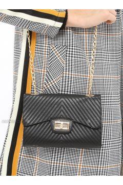 Black - Shoulder Bags - ironstone(110327821)