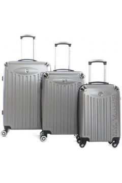 Valise Geographical Norway Set de 3 bagages en ABS SOFTLESS(115499014)