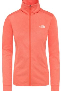 THE NORTH FACE Quest Full Zip Midlayer Fleece Jacket oranje(109178014)
