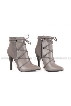 Gray - Boot - Boots - Vocca Venice(110340627)