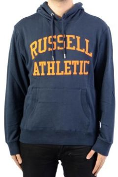 Sweat-shirt Russell Athletic Sweat à Capuche Iconic Tackle Twill Hoody(115518104)