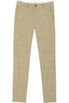 Chinots Europann Pantalon chino slim fit lin chiné GORDON(88524638)