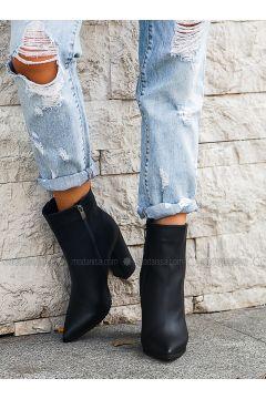 Black - Boot - Boots - Mecrea(110323241)