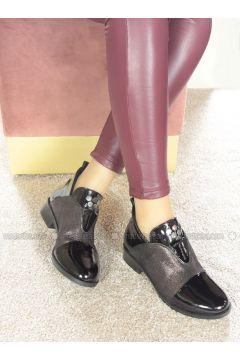 Black - Casual - Boots - Marjin(110338270)