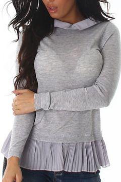 Blouses Cendriyon Tops Gris Vêtements Femme(115425358)