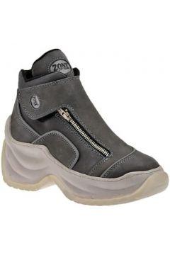 Chaussures Zone Slim Zip Platform Talon compensé(127857202)