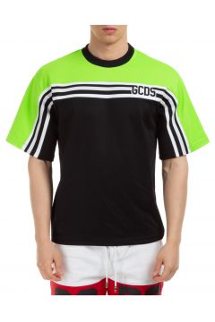 Men's short sleeve t-shirt crew neckline jumper track(118302069)