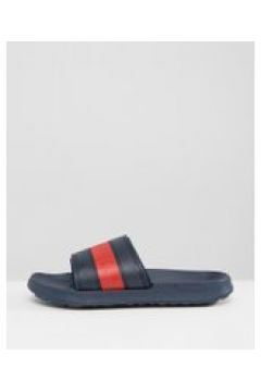 Tommy Hilfiger - Splash - Marineblaue Slider - Navy(93796317)