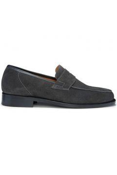 Chaussures Hugs Co. Mocassin semelle en cuir gratté(115401837)