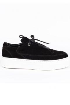 Jabotter Swan Siyah Süet Spor Ayakkabı(121225301)