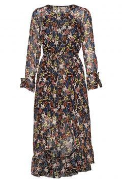 Know Kleid Knielang Bunt/gemustert MUNTHE(114164286)