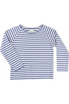 T-shirt enfant Carrement Beau T-shirt bleu écru(98529063)