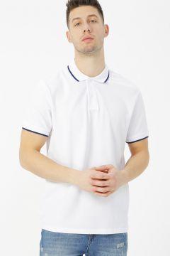 Limon Beyaz Polo T-Shirt(113995818)