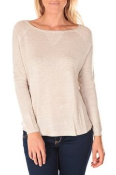 Pull Tom Tailor Top Boxy Knit Jumper Perle(88503294)