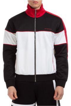 Men's sweatshirt with zip sweat(118301542)
