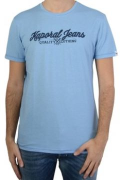 T-shirt Kaporal Tee Shirt Homme Burby Mineral(115561484)