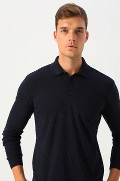 Cotton Bar Lacivert Sweatshirt(124436547)