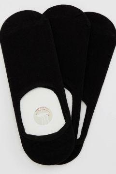 DeFacto Erkek 3\'lü Kısa Çorap Seti(108987233)