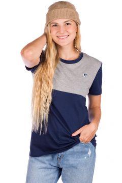 Coal Emma T-Shirt blauw(120783168)