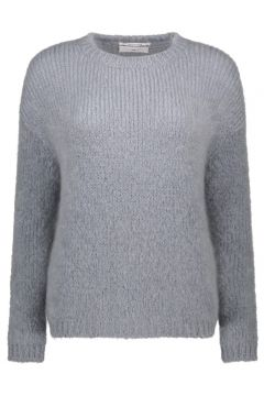 Pullover aus Mohair-Wolle(117874013)