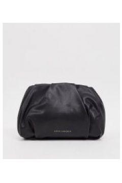Lipsy - Pochette voluminosa con catena nera-Nero(122319119)