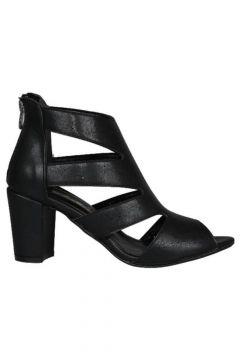 PUNTO Siyah Kadın Klasik Topuklu Ayakkabı(113617317)