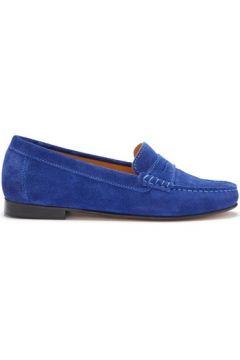 Chaussures Hugs Co. Mocassins penny daim(115428878)