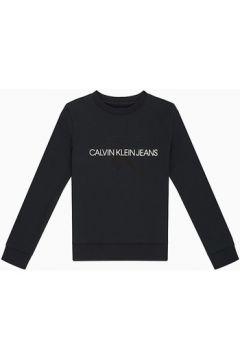 Sweat-shirt enfant Calvin Klein Jeans IG0IG00287 MONOGRAM CREW(101673287)