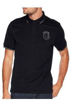 T-shirt Oxbow Polo Napier Black(115467298)
