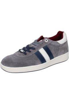 Chaussures D\'acquasparta sneakers gris daim AB871(115393875)