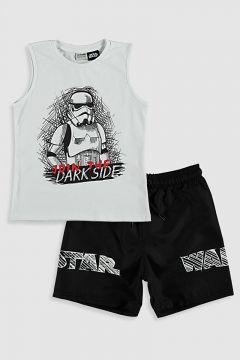 Çocuk Erkek Çocuk Star Wars Yüzme Takım(126666139)