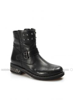 Black - Boot - Boots - Fast Step(110317575)