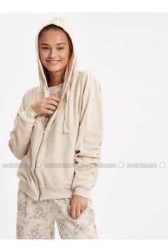 Beige - Pyjama - LC WAIKIKI(110312904)