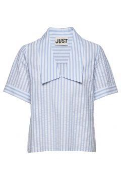 Payton Shirt Blouses Short-sleeved JUST FEMALE(114801896)