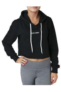 Sweat-shirt Gymhero Hoodie CROP-VICTORIA(88537919)