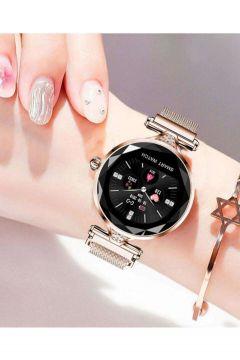 Angel Eye Bayan Akıllı Saat Su Geçirmez Kalori,adımiphone Samsung Htc Lg(118037700)