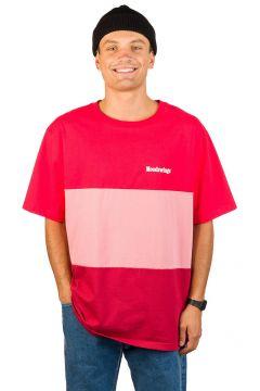 Moodswings Blockchain T-Shirt rood(96831629)