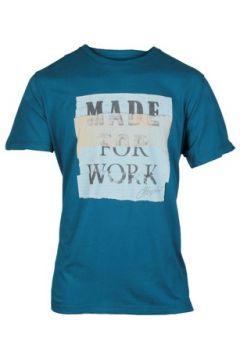 T-shirt Caterpillar Tabloid Tee(115431649)