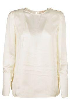 Women's shirt long sleeve blouse(118072001)