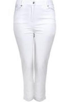 7/8-Jeans aus Knit Denim seeyou reinweiss(115851320)