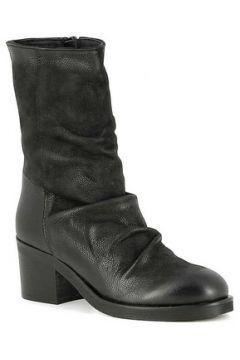 Bottes N\'sand Boots plissées en cuir(88551793)